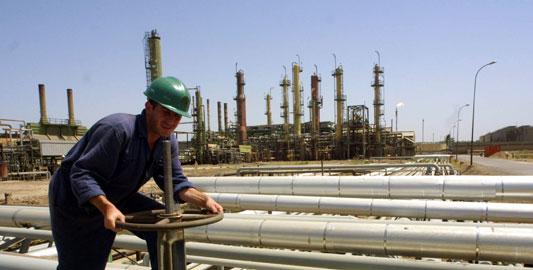 Iraq Turkey Pipeline