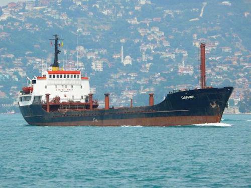 Daphne, Sierra Leone flagged vessel