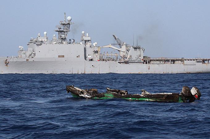 Somali pirates accrued an estimated $60m in ransoms last year [File: EPA]