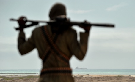 Somali pirates have abandoned ship, no ransom necessary