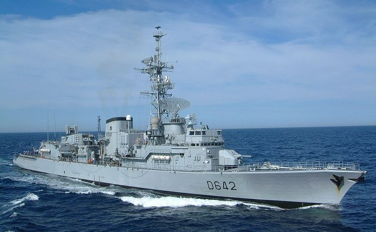 Montcalm is a F70 type anti-submarine frigate of the French Marine Nationale. She is the fourth French vessel named after the 18th century Marshal marquess Louis de Montcalm de Saint Véran.