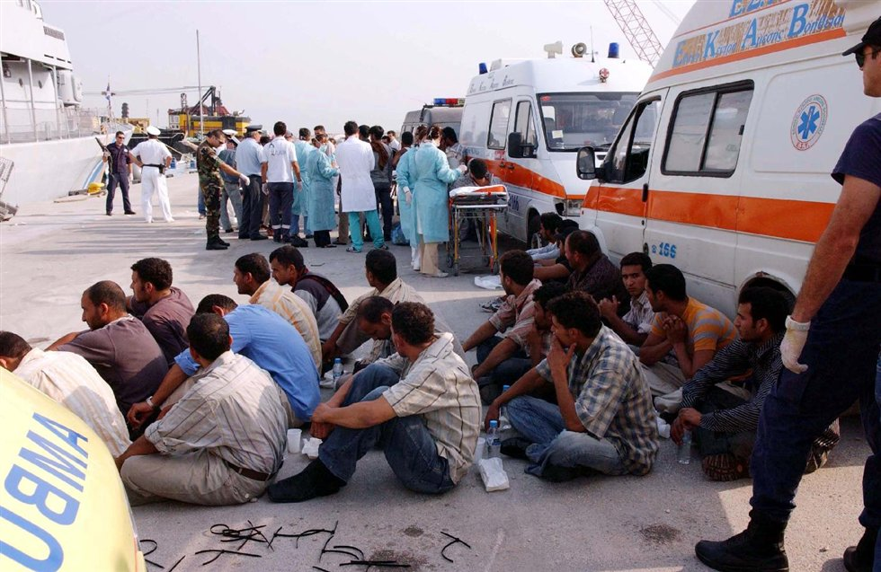 Agony for missing migrants