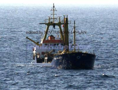 TURKISH SHIP DOGU HASLAMAN SINKING 2 DEAD