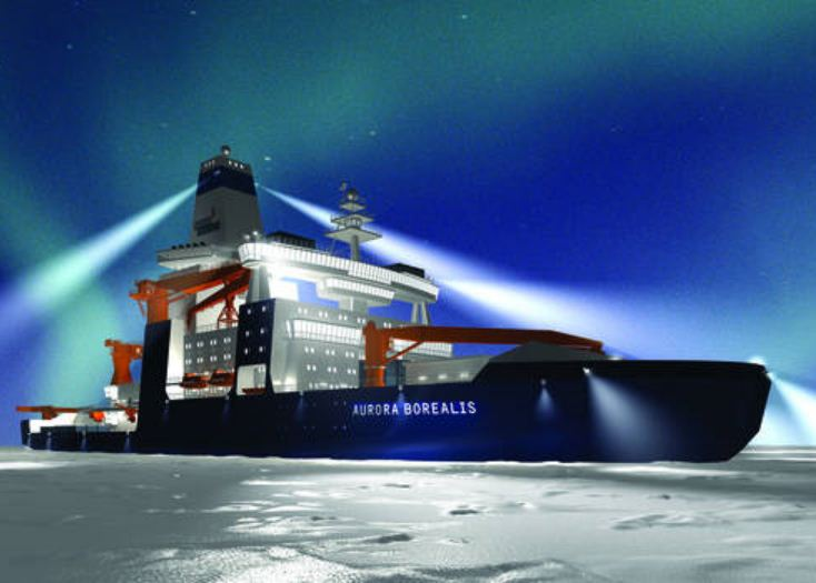 Finland: Wartsila Designs Advanced Multi-Purpose Research Vessel