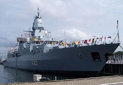 Algeria: Purchase of Two Frigates Confirmed