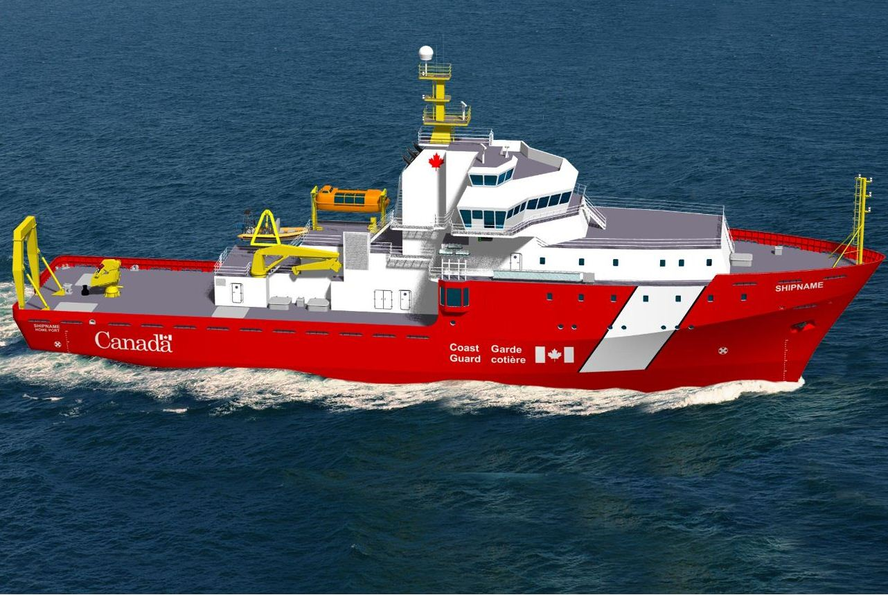 Canada Vancouver Shipyards Wins Additional Nsps Vessels World Shipping Seanews