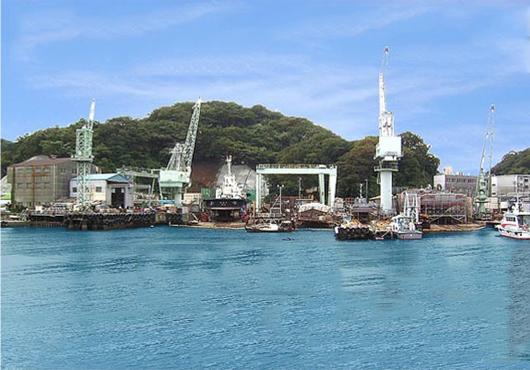 Japan: Wing Maritime Service, Keihin Dock to Construct