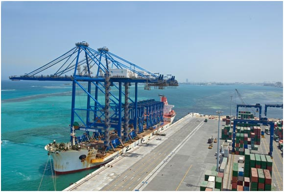 Jeddah S Red Sea Gateway Terminal Opens As Volumes Show Steady Growth World Shipping Seanews