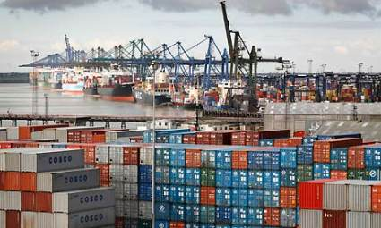 2017 growth forecast for US container imports is downgraded