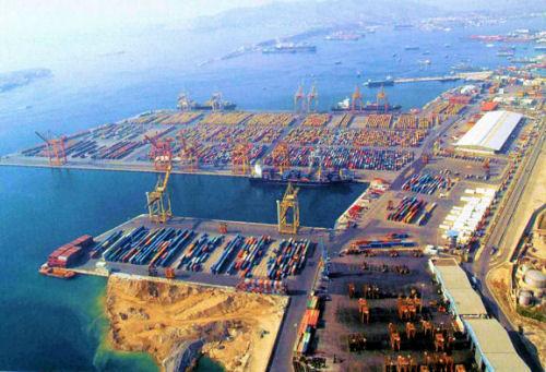 Cosco's Piraeus terminal hits million TEU mark in first quarter