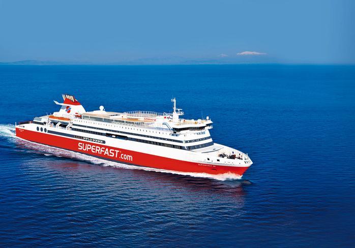 Greece: Attica Announces Sale of RoPax Superfast VI