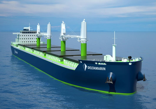 Arctic Line : Deltamarin to build containerships for eimskip royal arctic line