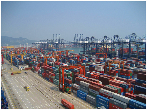 Трансгарант увеличивает возможности контейнерного терминала стройоптторг в хабаровске