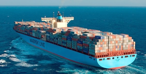 Maersk Line sees shipping overcapacity lingering for five more ...
