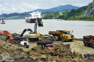 Expanded Panama Canal completion again delayed till second half 2015