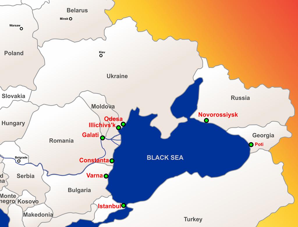 Ukraines black sea ports work normally despite military crisis ukraines black sea ports work normally despite military crisis gumiabroncs Gallery