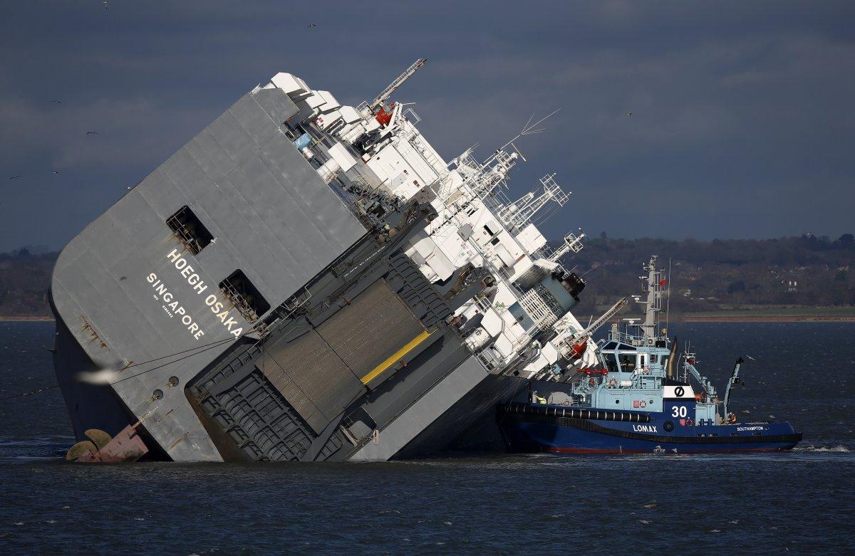 Bildresultat för lopsided ship