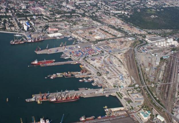 Novorossiysk Port To Boost Ship Handling Capacity 10000 Teu: Novorossiysk Port Russia Map At Infoasik.co