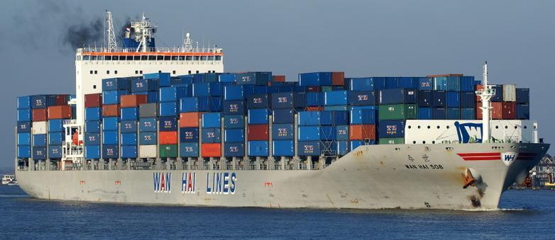 k line shipping