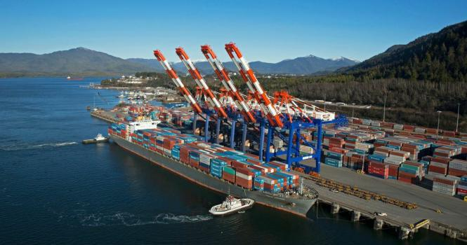 Crop loading facility to be built for Ray-Mont Logistics at Prince Rupert