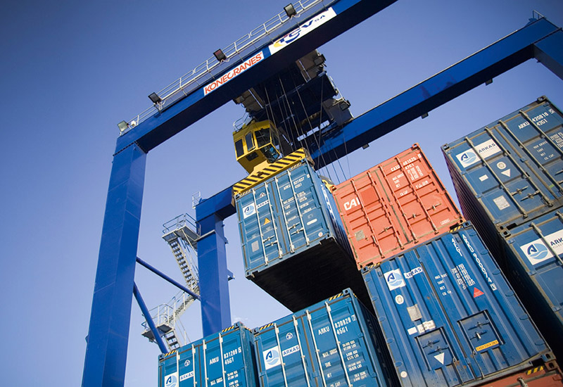 Damietta port throughput in January increases 31pc to 87,800 TEU