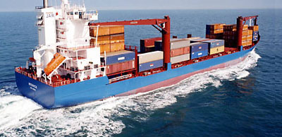 Shreyas takes delivery of 3 feeder boxships and scraps a 570-TEU ship