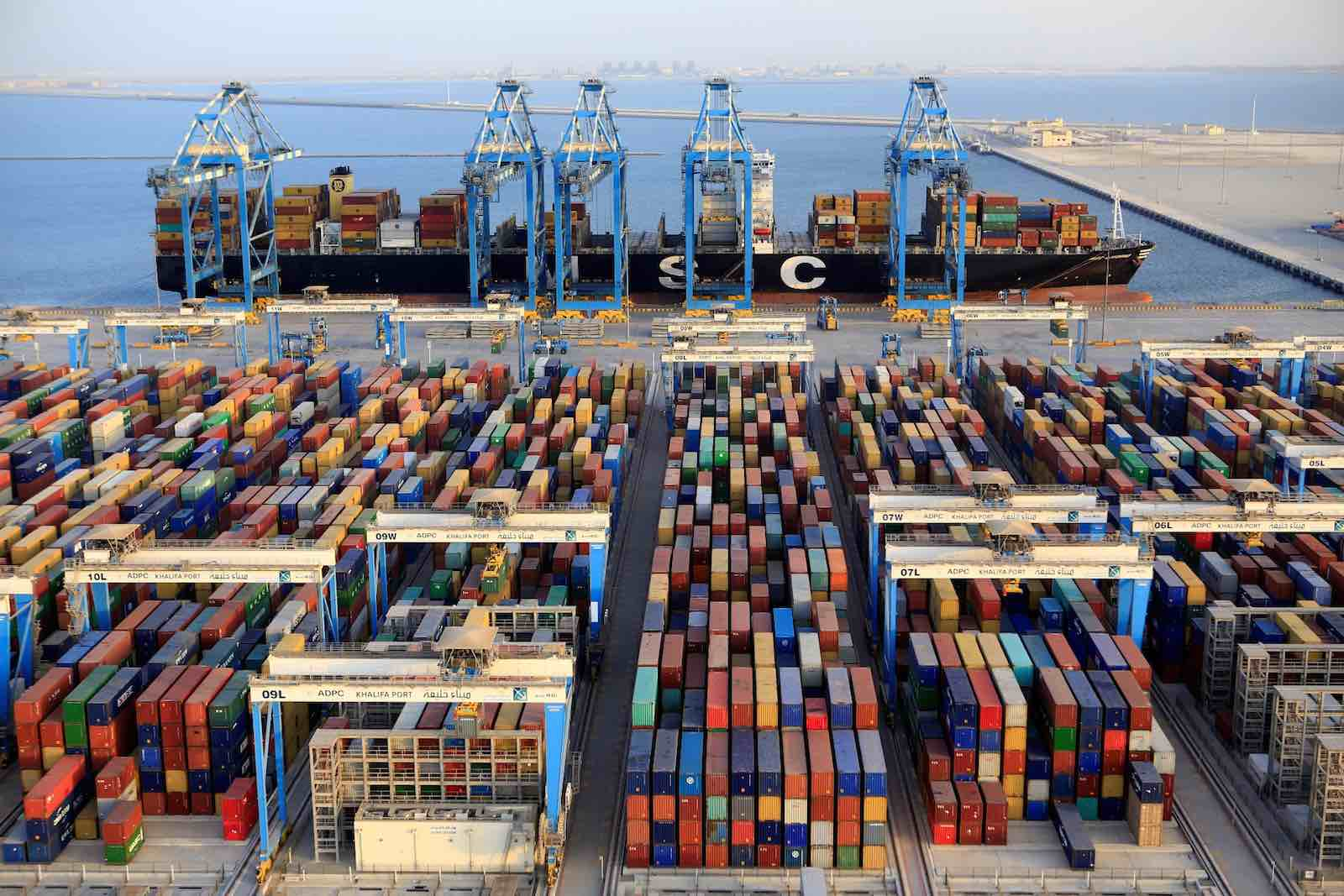 sea port formalities for exportation