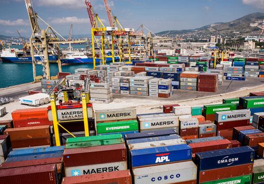 Russia's Novorossiysk port aims to become a major Black Sea hub