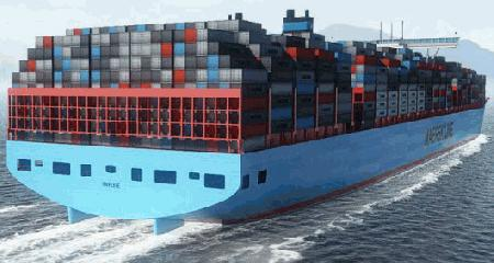 Maersk's mothball of 18,000-TEU ship a 'wake up call' for industry