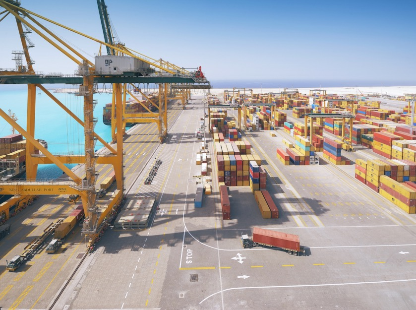 King Abdullah port's box volumes rise 8pc in 2016 ahead of 2 new berths opening