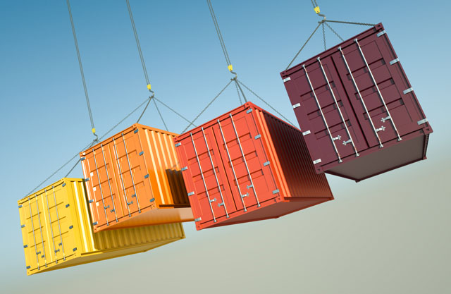 Asia-Europe marine container shipments notch up new record high