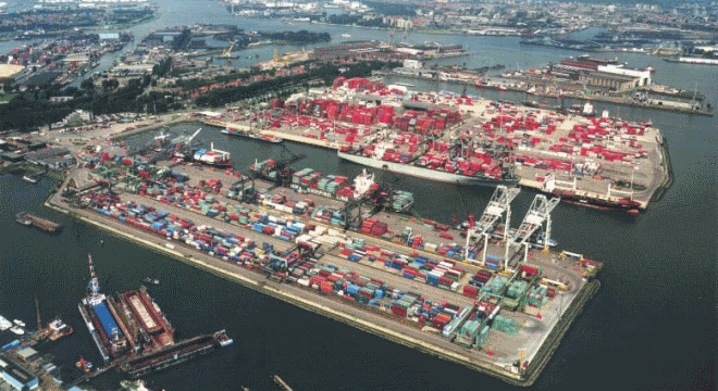 'Best quarter ever' crows Rotterdam as box volumes rise 8.8pc