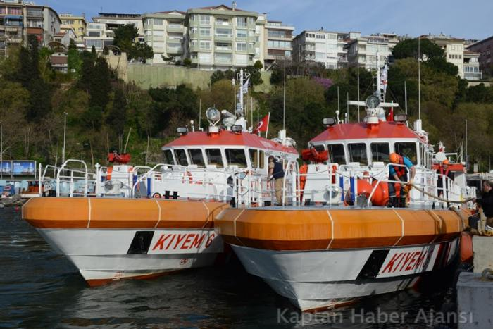 Two new fast rescue boats joins Turkish Coastal Safety Administration's fleet