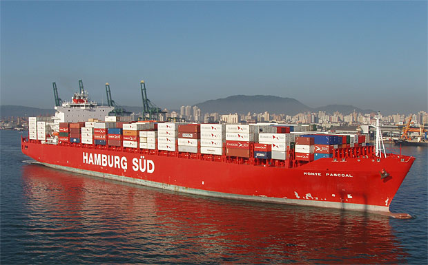 Maersk completes Hamburg Sud merger with final regulatory okay
