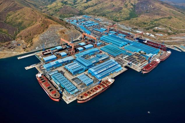 Hyundai orders two 11,000-TEUers from Hyundai Heavy for US$162 million