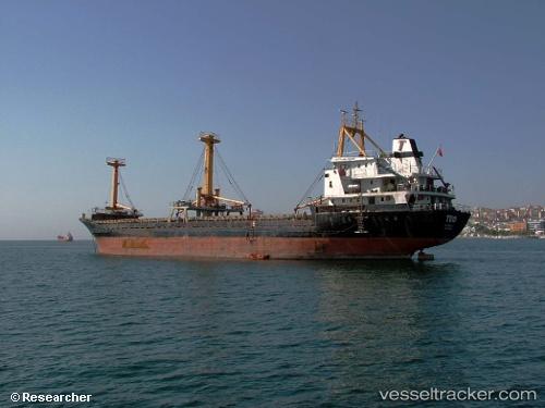 """Turkish ship """"Kuzey 1"""" detained in Mangalia"""