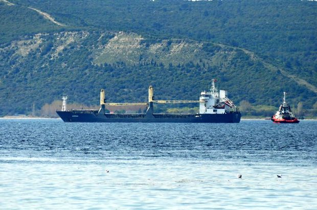 """Ibrahim Bey"" suffered engine failure in Dardanelles"