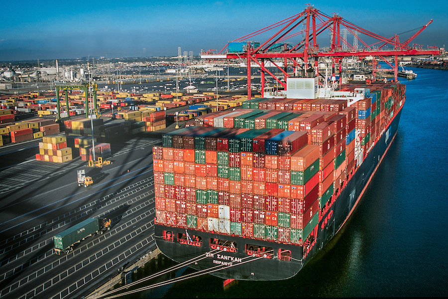 USWC ports post 8pc rise in box traffic in September: PMSA