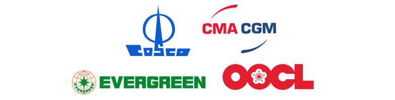 Evergreen Shipping Logo