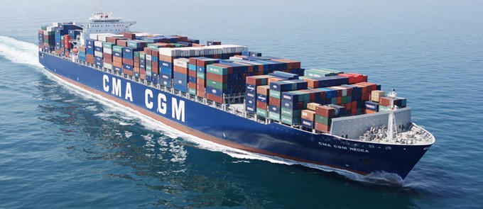 CMA CGM hikes FAK rates from Asia to Europe and Med from May 1