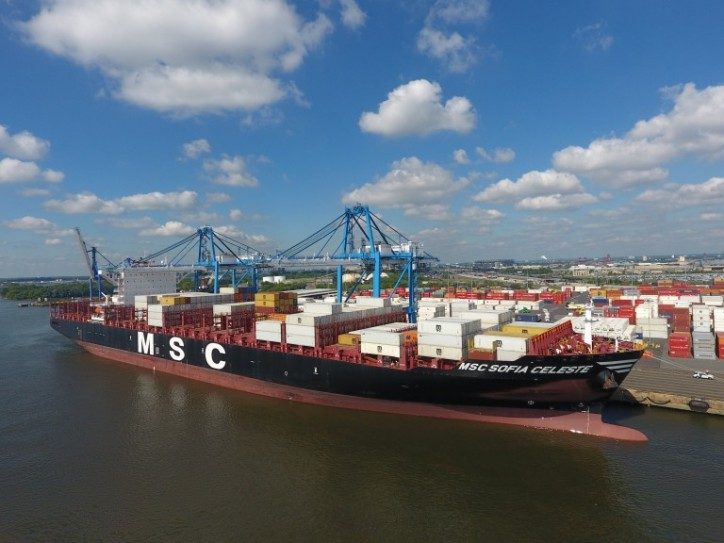 Port of Philadelphia to double capacity