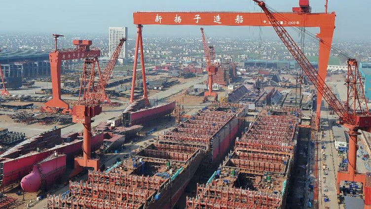China's Yangzijiang Shipbuilding wins orders for 59 vessels worth US$1.6b