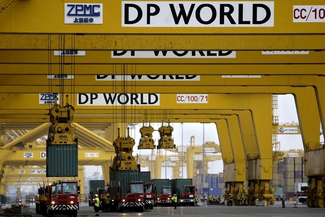 DP World achieves 10pc growth globally in 2017 to reach 70.1m TEU