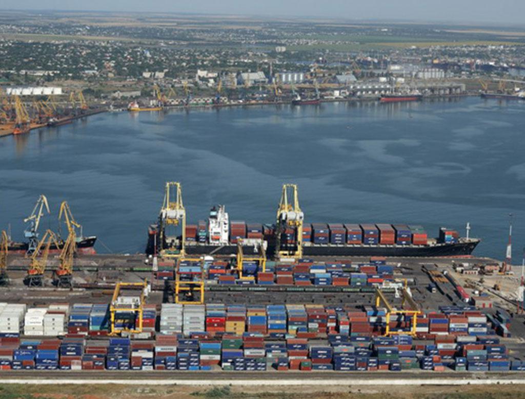 Black Sea terminals handled 1,785,618 TEU in 2016, up 9.63 per cent