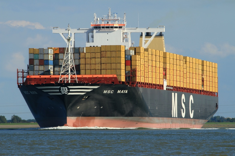 MSC alters Europe-Med service, adds Beirut and Naples skips Limassol