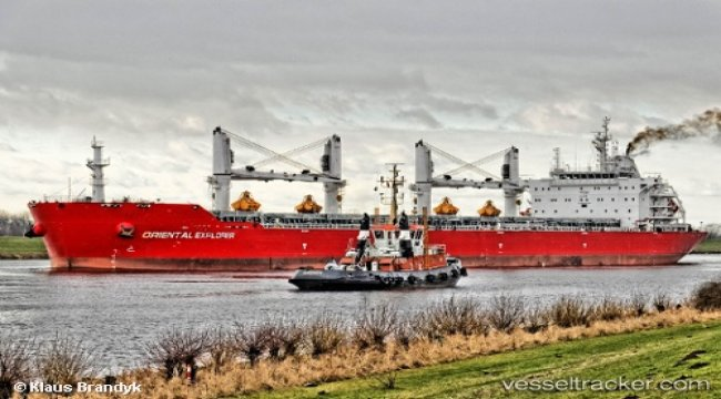 Bulkcarrier headed to Cape Town after technical failure
