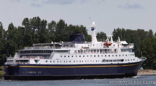 Ferry sidelined after bow thruster broke down