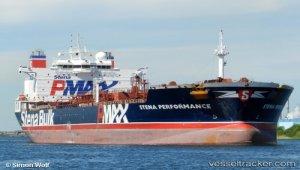 Concordia Maritime Charters MR Vessel