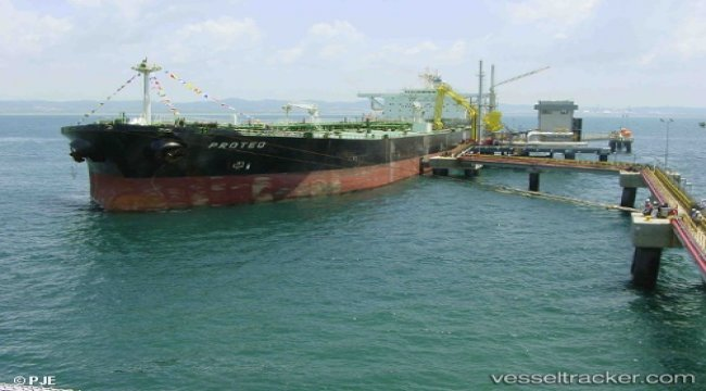 Tanker detained in Curaçao