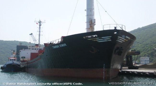 Technical failure in Canakkale Strait
